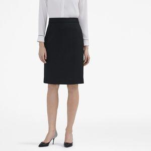 2 NWT M.M. LaFleur Cornelia Onyx Pencil Skirt